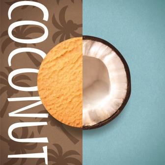 【季節限定のあん】ココナッツあん はじめました
